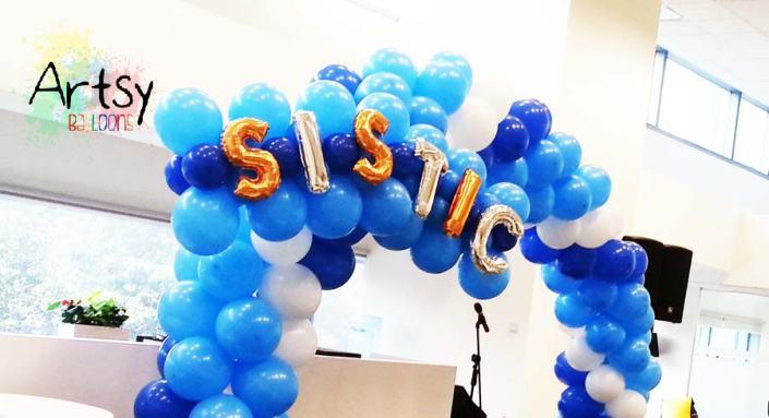 , Balloon decorations, Singapore Balloon Decoration Services - Balloon Workshop and Balloon Sculpting
