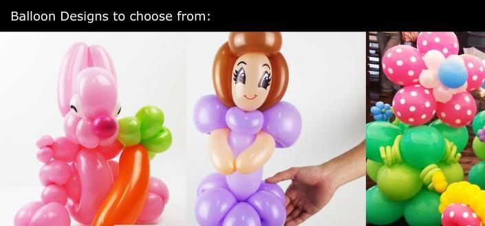 balloon workshop materials