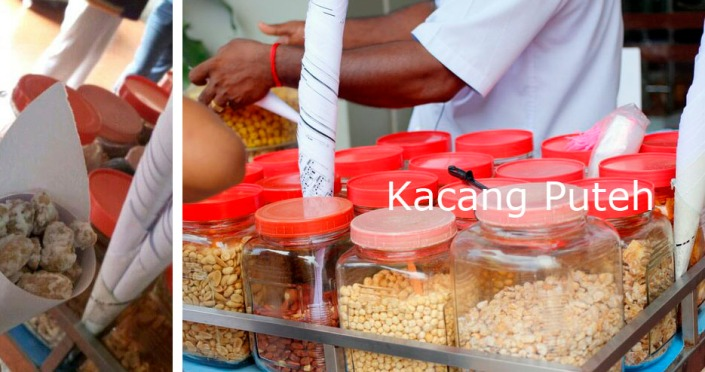 Kacang-Puteh for rent