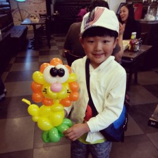 Balloon Sculpting for any event or occasion!