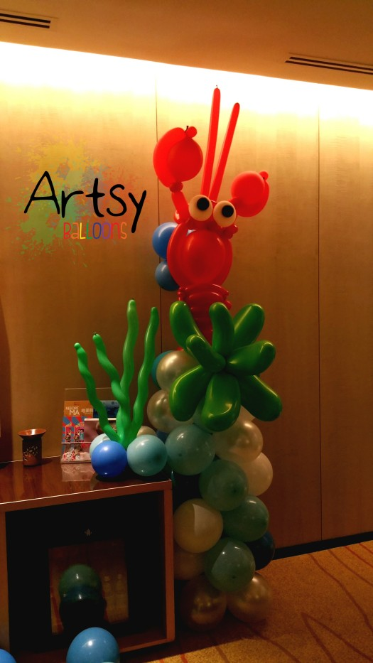 Balloon decoration ideas