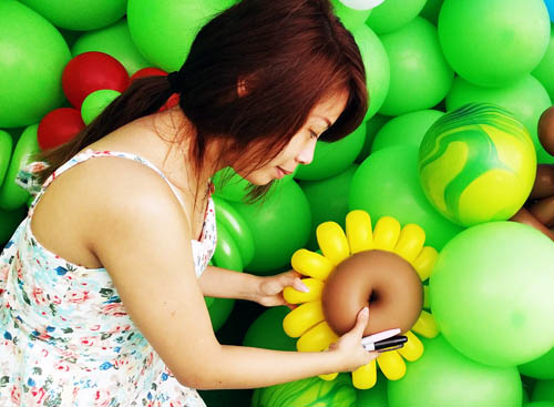 jocelyn balloons gig