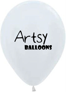 , Balloon printing, Singapore Balloon Decoration Services - Balloon Workshop and Balloon Sculpting