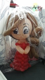 Wedding balloon decorations (8)