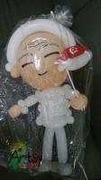 Balloon Lee Kuan Yew