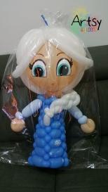 Balloon Elsa from Frozen