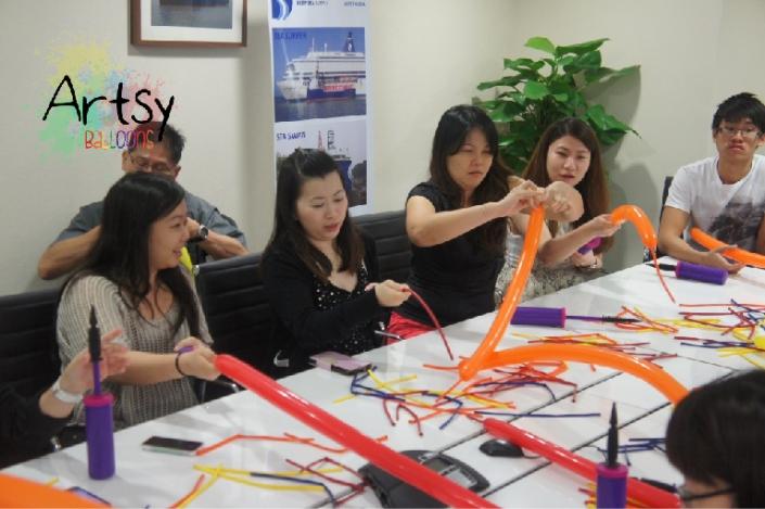 Advance balloon workshop