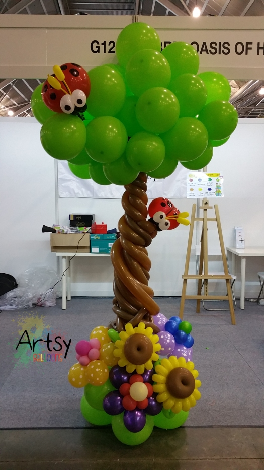 Balloon tree (3)
