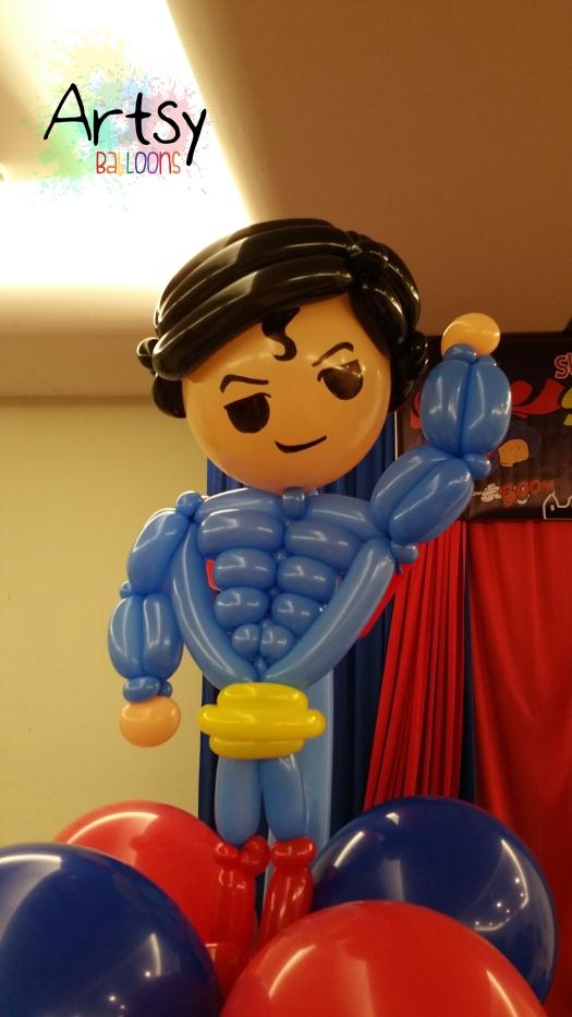 Balloon Superman