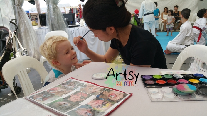 Professional facepainter (3)