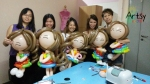 Balloon Sculpting Singapore for birthday parties and events workshop