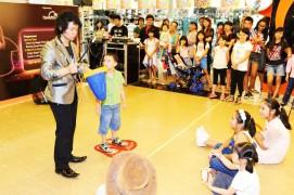 children magician