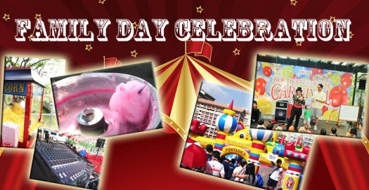 Family day event company singapore