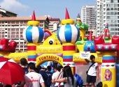 inflatables bouncy castle rental