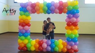 Rainbow balloon photobooth(1)