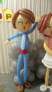 balloon retro couple (3)