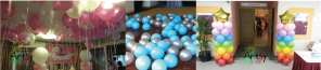 , Birthday Balloon Decoration Package, Singapore Balloon Decoration Services - Balloon Workshop and Balloon Sculpting