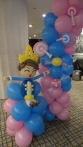 Balloon Sculpting Singapore for birthday parties and events balloon prince