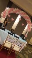 Wedding balloon arch (4)