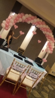 Wedding balloon arch (4)