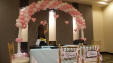 Wedding balloon arch (5)