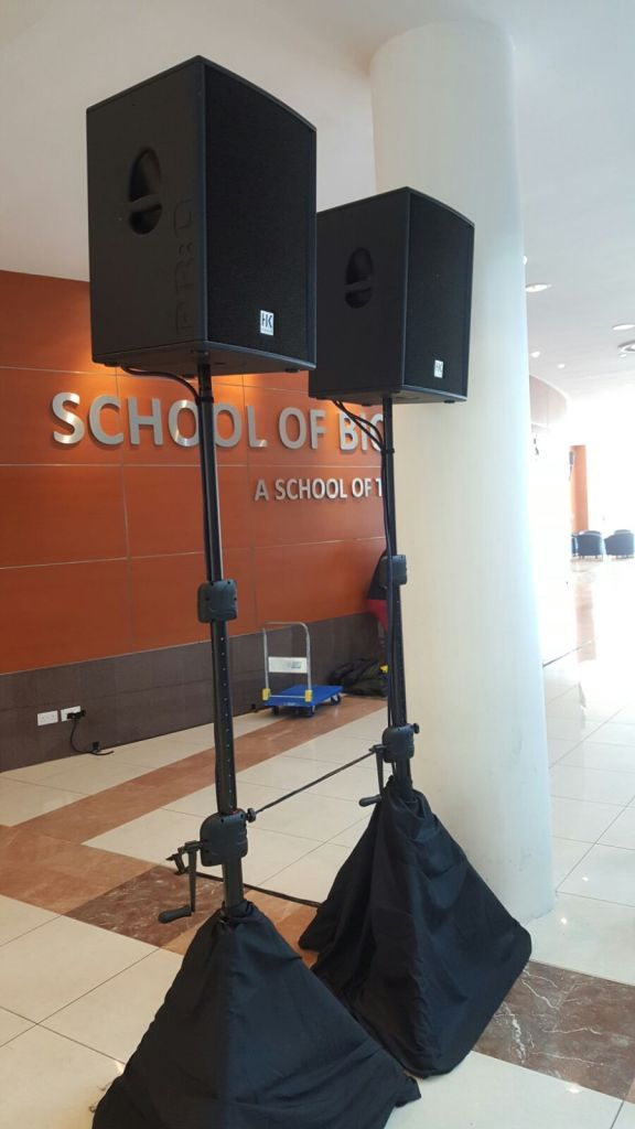 , Sound System Rental, Singapore Balloon Decoration Services - Balloon Workshop and Balloon Sculpting