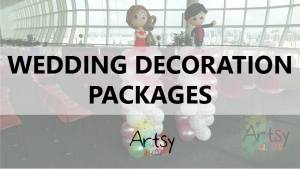 , Packages!, Singapore Balloon Decoration Services - Balloon Workshop and Balloon Sculpting
