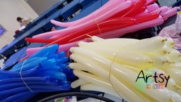 Prepump balloons for artsyballoon workshop (2)