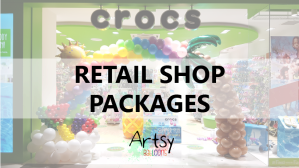 retail shop packages