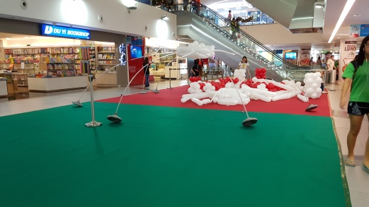 Shopping mall event @ Sunplaza Shopping Mall (2)