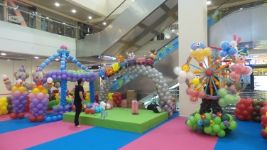 Shopping mall event @ Yishun Northpoint (2)
