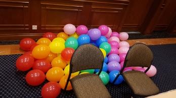 rainbow balloons in singapore