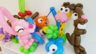 Balloon sculptures that I've done! (2)