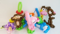 Balloon sculptures that I've done!