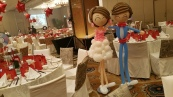 Retro balloon couple display (3)
