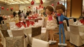 Retro balloon couple display (4)