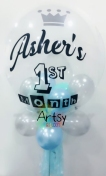Customised printed balloon for birthday party and wedding(10)