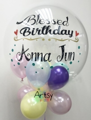 Customised printed balloon for birthday party and wedding(13)