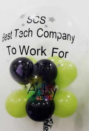 Customised printed balloon for birthday party and wedding(17)