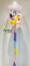 Customised printed balloon for birthday party and wedding(5)