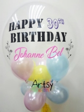 Customised printed balloon for birthday party and wedding(9)