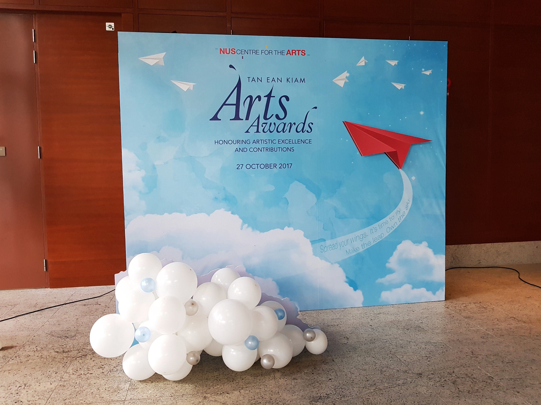 , Helium Cloud balloon decoration for NUS, Singapore Balloon Decoration Services - Balloon Workshop and Balloon Sculpting
