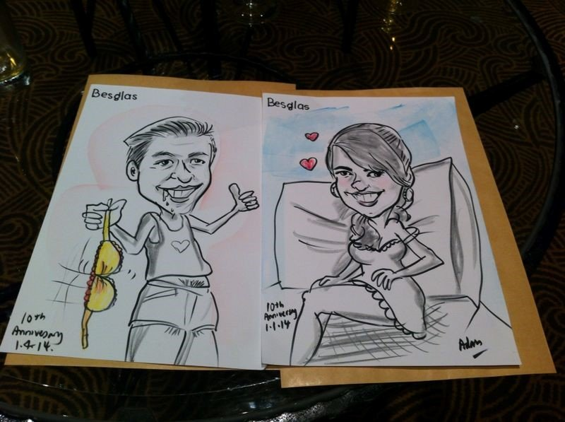 , Caricaturist Fringe activity for all events, Singapore Balloon Decoration Services - Balloon Workshop and Balloon Sculpting