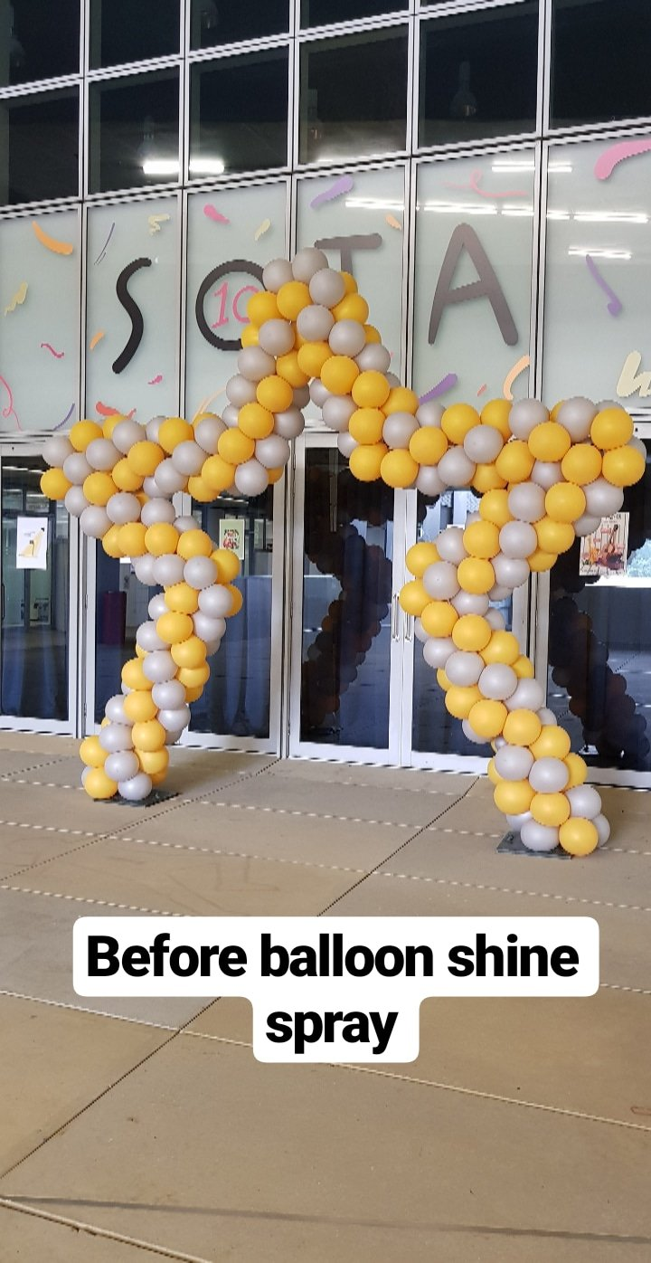 , Balloon decorations for SOTA Singapore!, Singapore Balloon Decoration Services - Balloon Workshop and Balloon Sculpting