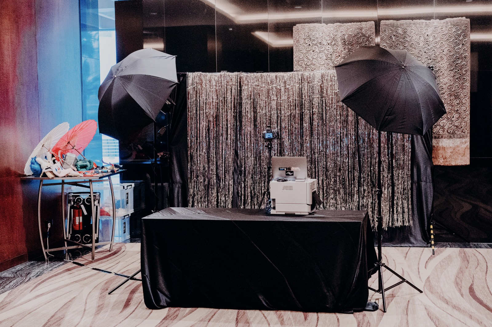 Instant Print Photobooth for events