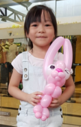 Balloon sculpting birthday parties events balloon rabbit