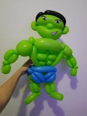 Hulk Balloon Sculpture