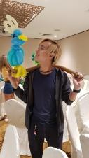 Balloon Parrot (2)