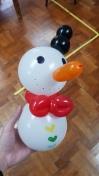 Balloon Snowman