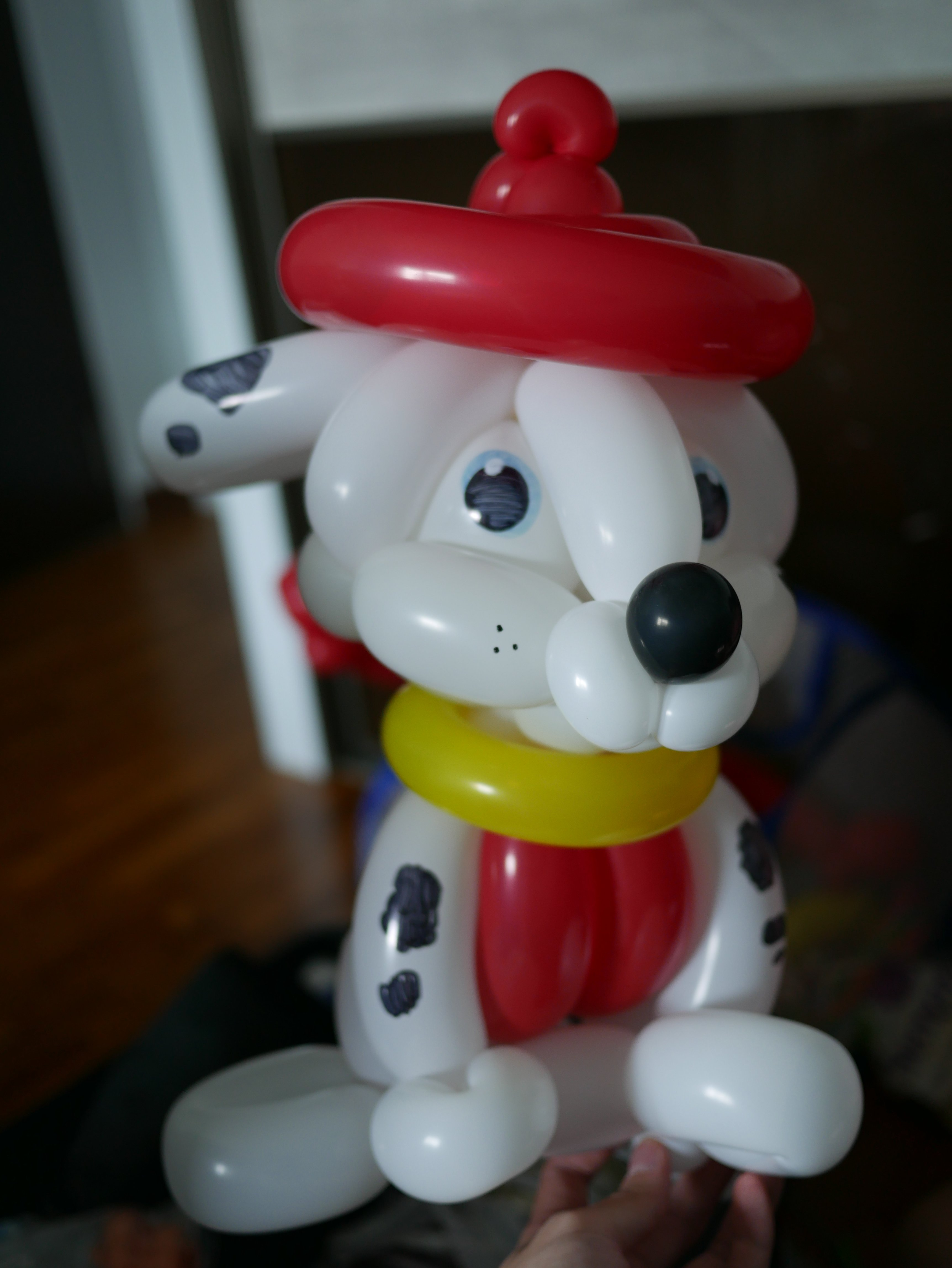 , Cartoon Balloon Twisting for Birthday Parties!, Singapore Balloon Decoration Services - Balloon Workshop and Balloon Sculpting